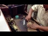 Изготовление сигар.Доминиканская Республика!
