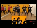 |Dance practice| 100% - Bad Boy (Slow Ver.)