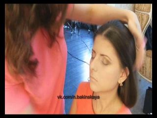 Make up by Nika Bakinskaya
